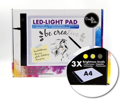 Pixelhobby light pad A4 Pixelcraft light pad A4