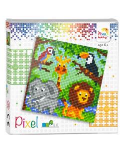 Pixel safari Pixelhobby