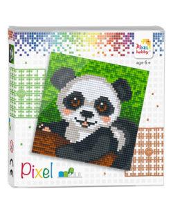 Pixel panda Pixelhobby