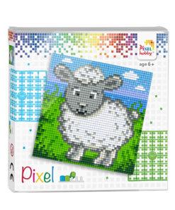 Pixel schaap Pixelhobby