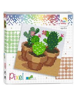 Pixel cactus Pixelhobby