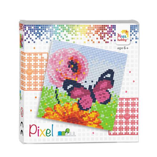 Pixel vlinder Pixelhobby