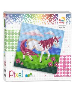 Pixel eenhoorn Pixelhobby