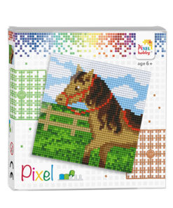Pixel paard Pixelhobby