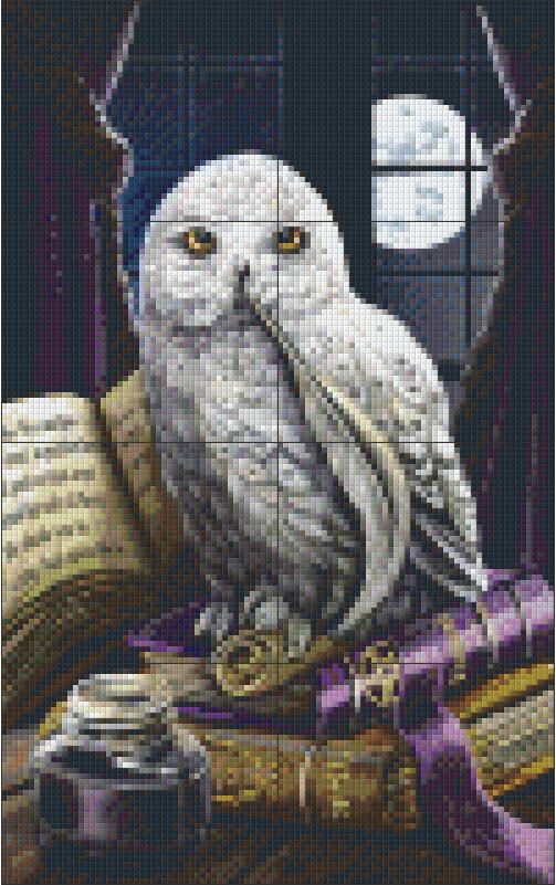 Pixelhobby patroon, Pixel craft patroon Lisa Parker