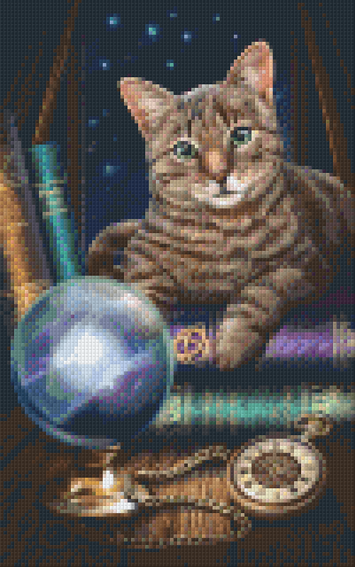 Pixelhobby patroon, Pixel craft patroon Lisa Parker
