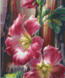Pixelhobby patroon Final Curtain Pixel craft patroon Vie Dunn-Harr