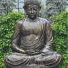 Pixelhobby pakket Budha Pixelcraft pakket