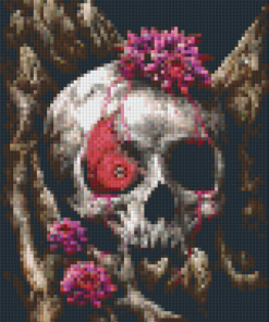 Pixelhobby patroon, Pixel craft patroon A glance of evanescence by Sarah Richter