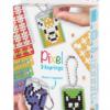 Sleutelhanger set - Dieren - pixelhobby - pixelcraft
