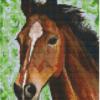 Horse - Paard 4 basisplaten - 90027